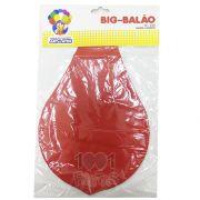 Big Balão N250 Vermelho Art Latex