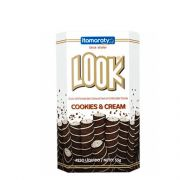 Biscoito Look Cookies & Cream 55g Itamaraty