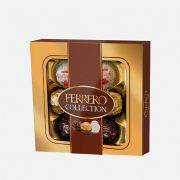 Bombom Ferrero Collection 77g 7 unid