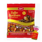 Bombom Toffee 500g Chocolate Erlan