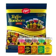 Bombom Toffee 500g Mix Erlan