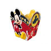 Cachepot P Mickey C 08 unid Regina