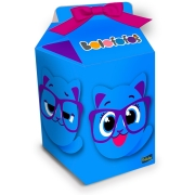 Caixa Milk Bolofofos c/8 unid Festcolor