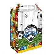 Caixa Surpresa Apaixonados por  Futebol C 08 unid Festcolor