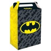 Caixa Surpresa Batman Geek c/8 unid - Festcolor