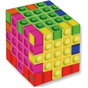 Caixa Surpresa Especial Cubo c/8 unid Festcolor