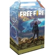 Caixa Surpresa Free Fire c/ 8 unid Festcolor