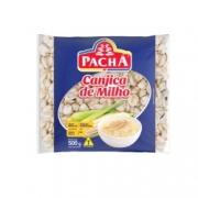 Canjica de Milho Branca 500g Pachá