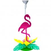 Centro de Mesa Flamingo Com Pega Balão Piffer