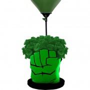 Centro de Mesa Hulk Com Pega Balão Piffer