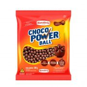 Cereal Drageado ao Leite 500g Choco Power Ball