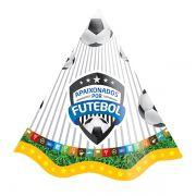 Chapéu  Apaixonados por Futebol C 08 unid Festcolor