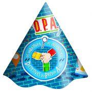 Chapéu D.P.A C 08 unid Festcolor