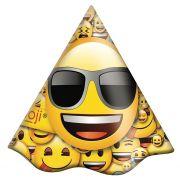 Chapéu  Emoji C 08 unid Festcolor