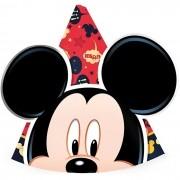 Chapéu Mickey c/12 unid Regina