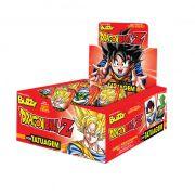 Chicle Dragon Ball Z Tutti-Frutti 400g 100 unid Buzzy