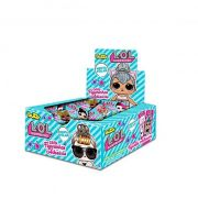 Chicle L.O.L. Surprise! Menta Polar 400g 100 unid Buzzy