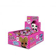 Chicle L.O.L. Surprise! Tutti-Frutti 400g 100 unid Buzzy