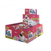 Chicle Pets Tutti-Frutti 400g 100 unid Buzzy