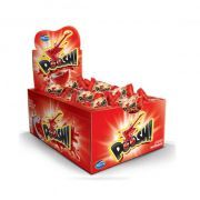 Chicle Poosh! Morango 200g 40 unid Arcor