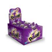 Chicle Poosh! Uva 200g 40 unid Arcor