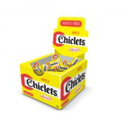 Chiclets  Hortelã 280g Adams