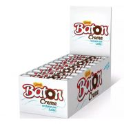Chocolate Baton Creme Recheio Ao Leite 30 x 16g Garoto