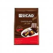 Chocolate em Gotas Ao Leite 1,01Kg Sicao Gold