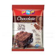 Chocolate em Pó Solúvel 32% Decora 1,005kg