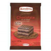 Chocolate em Pó Solúvel 50% Cacau 1,01kg Mavalério