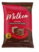 Chocolate Gotas 70% 1,050Kg Harald Melken
