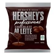 Chocolate Gotas Ao Leite Hershey's Professional 1,01Kg