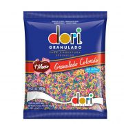 Chocolate Granulado Colorido 500g Dori