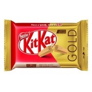 Chocolate KitKat Gold Nestlé