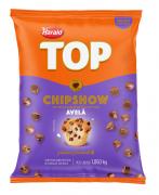 Cobertura Chipshow Gotinhas Sabor Chocolate com Avelã 1,050Kg Harald Top