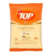 Cobertura Gotas Chocolate Branco 1.05 kg Harald Top