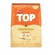 Cobertura Gotas Sabor Chocolate Branco 400g Harald Top
