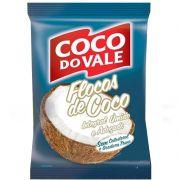Coco em Flocos Integral Úmido e Adoçado Do Vale 1kg