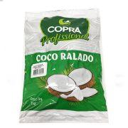 Coco Ralado Médio úmido e Adoçado Copra 1Kg