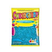 Confeito Chococandy Mini Azul 350g Dori