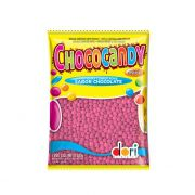 Confeito Chococandy Mini Rosa 350g Dori