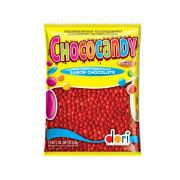 Confeito Chococandy Mini Vermelho 350g Dori