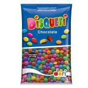 Confeito Chocolate Disqueti Sortido 1,010Kg Dori
