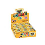 Confeito Coloreti Mini Festa 18 x 18g Jazam