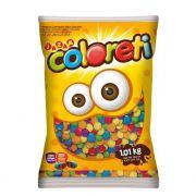Confeito Coloreti Sortido 1,01Kg Jazam