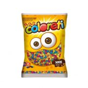 Confeito Coloreti Sortido 500g Jazam