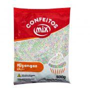 Confeito Miçanga N.0 500g Candy Collors  Mix