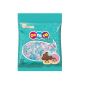 Confeito Misto Sweet Blue 50g Decora Fun