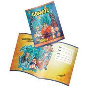 Convite Dragon Ball C 08 unid Festcolor