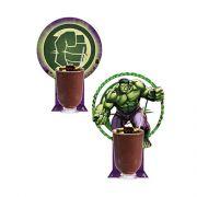 Copinho com Enfeite Hulk C 10 Regina